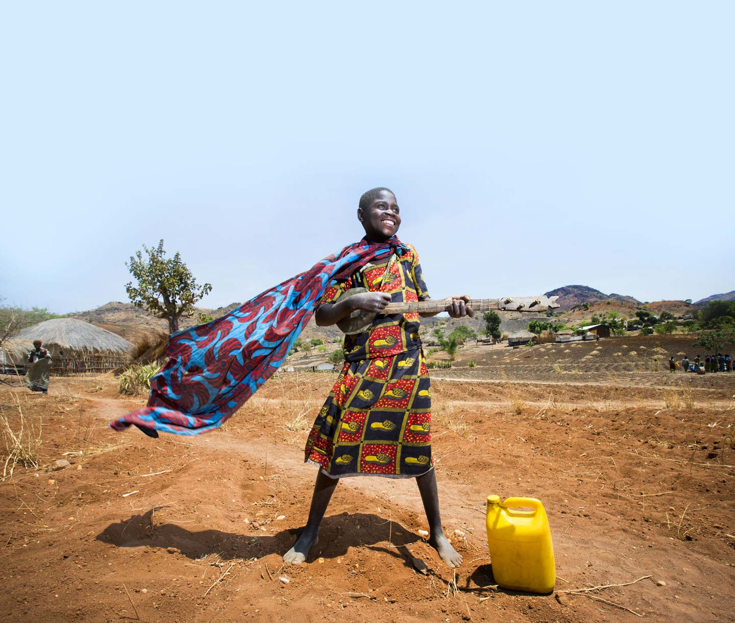 We Believe We Can End The Water Crisis In Our Lifetime